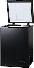 Bush MECF99BL Chest Freezer - Black