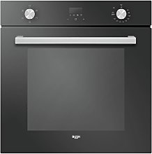Bush RLBFO Built In Single Electric Oven - Black