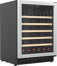 Bush WD52 52 Bottle Under Counter Wine Cooler -