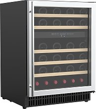 Bush WDZ46 46 Bottle Dual Zone Wine Cooler -