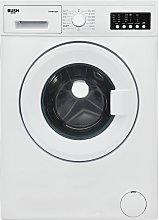 Bush WMNB712EW 7KG 1200 Spin Washing Machine -