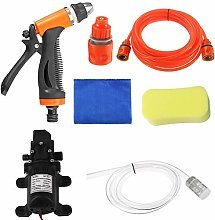 Busirsiz Pressure Washer Car Wash Pump Cleaning