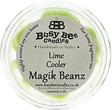 Busy Bee Candles Magik Beanz Lime Cooler (Pack of