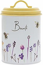 Busy Bees Biscuits Canister By Lesser & Pavey