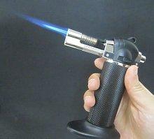 Butane Gas Micro Blow Torch Lighter Welding