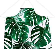Butter Kings Apron - Attractive Green