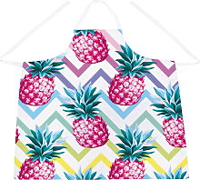 Butter Kings Apron - Pink Pineapple