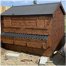 Buttercup Large Poultry Shed for chickens or ducks