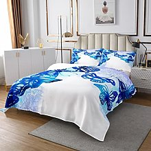 Butterfly Coverlet Set Butterflies Quilted