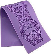Butterfly Pattern Cake Border Decoration Mould