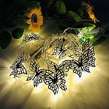Butterfly String Lights Decorative Fairy Light