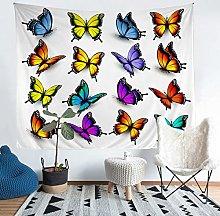 Butterfly Wall Hanging Girls Butterflies Print