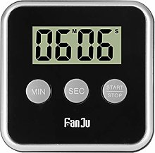 Buwei Digital Kitchen Timer Cooking Clock LCD