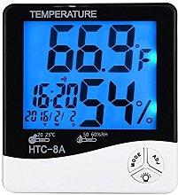 Buweiser Digital LCD Display Temperature and
