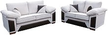 Buy 3 and 2 seater sofa set|Victoria fabric