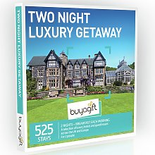 Buyagift Two Night Luxury Getaway Gift Experience