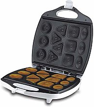 BUYAOBIAOXL Waffle Maker 5-In-1 Grill Sandwich And