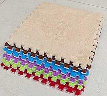 BuyElegant 10 x EVA Foam Rug Tile (Ivory) Soft
