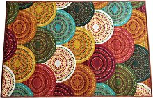 BuyElegant® Art Theme Anti-slip Area Carpets/Rugs