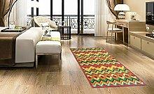 BuyElegant Polyester Area Rug Floor Carpet Non