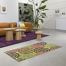 BuyElegant Polyester Area Rug Non Slip Carpet