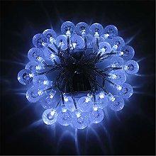 BUYERTIME 3M/10ft 30 LEDs Crystal Ball Fairy