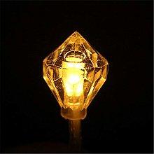 BUYERTIME 3M/10ft 30 LEDs Diamond Fairy String