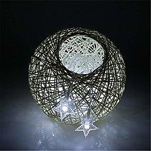 BUYERTIME 3M/10ft 30 LEDs Star Fairy String