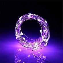 BUYERTIME 5M/16.4ft 50 LEDs Fairy String Lights,