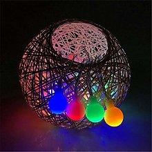 BUYERTIME 5M/16.5ft 50 LEDs Globe Fairy String