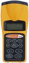 BuyinCoins Ultrasonic Distance Meter Measurer