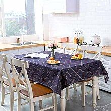 Bwhman Polyester Tableclothstasse