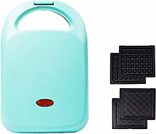 Bxiaoyan Egg Waffle Maker, Sandwich Toaster,