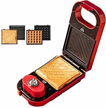 Bxiaoyan Electric Waffle Maker, Sandwich Toaster,