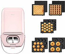Bxiaoyan Sandwich Toaster Electric Panini Indoor