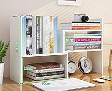 Bxiaoyan Wooden Desk Organizer Stationery Students