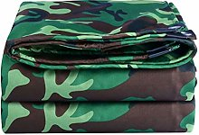 BXSZVOK Jungle Oxford Camouflage Tarpaulin