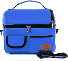 BXT Thicken Insulated Cooler Bag Expandable Ice