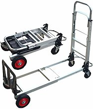 BXU-BG Lightweight Hand Truck, Folding Telescopic