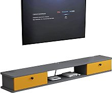 BXYXJ 39.3/47.2/55. 1in Floating TV Stand