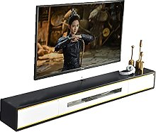 BXYXJ Floating TV Stand Console, Modern Wall