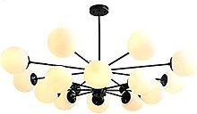 BXZ Chandelier Branch Lamp E27 Chandelier, Modern