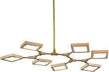 BXZ Chandelier Ceiling Lamp Modern Molecular Lamp,