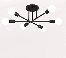 BXZ Chandelier Embedded Ceiling Lamps, Simple Line