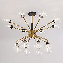 BXZ Chandelier Modern Light Ceiling Lamps, Dining