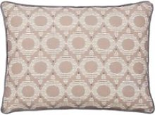 By Bedeck Etana Cushion 30cm x 40cm, Soft Pink