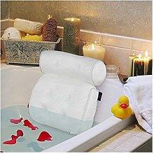 by-zhuojun Bathtub Pillow Spa Bath Pillow, Head,