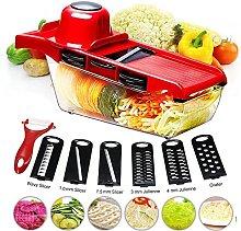 BYETOO Mandoline Vegetable Slicer Cutter Food