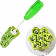 BYFRI 4pcs Vegetable Corer for Home Kitchen, 4