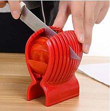 BYFRI Abs Plastic Slicer Vegetable Tomato Slicer
